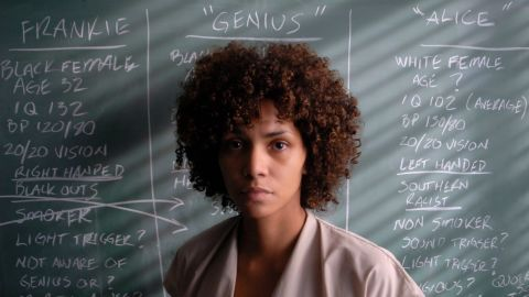 """Halle Berry plays a dancer whose other personalities include a white Southern racist in """"Frankie & Alice."""""""