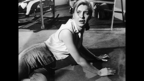 """Joanne Woodward plays the title character, and her two other identities, in the 1957 film """"The Three Faces of Eve."""""""