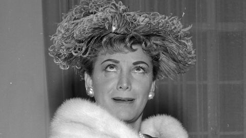 """Jean Carroll broke the mold for women in comedy when she emerged in the 1940s. Women were expected to appear on the comedy stage with a male counterpart in those days, if they appeared at all. But Carroll didn't play by those rules: She not only went solo, mostly performing material that she wrote herself, but also made spousal jokes -- typical fodder for male comics -- her own. """"The thing that attracted me to my husband was his pride,"""" she quipped in one subversive joke. """"I'll never forget the first time I saw him, standing up on a hill, his hair blowing in the breeze — and he too proud to run and get it."""""""