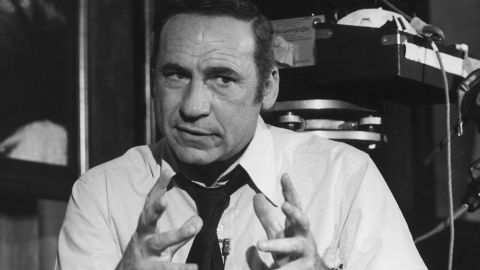 """With """"Blazing Saddles,"""" """"Young Frankenstein"""" and """"The Producers"""" all in his repertoire, Mel Brooks is likely behind at least one of your favorite comedy classics. The legendary actor and filmmaker honed his skills on the '50s sketch program """"Your Show of Shows"""" before taking over comedy cinema in the '70s as director of some of the genre's greatest productions."""