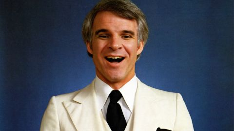 """""""Well, excuuuuuse me!"""" Years after Steve Martin broke through the comedy scene with his boisterous and beloved stand-up routines, you can still imagine him saying that trademark line. While his comedy performances captivated audiences in the '70s and '80s and inspired comedians to come, Martin's influence has extended to film, literature, music (he plays the banjo!) and even art curation."""