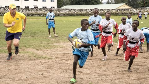 They hope that the growing numbers of players at school level will have a knock-on effect in the senior ranks.