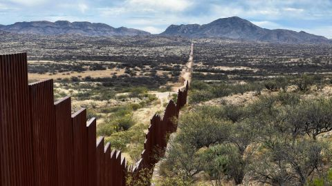 President Trump deployed National Guard troops to the US-Mexico border when a caravan approached earlier this year. Now he's threatening to shut down the border entirely after a new caravan has formed.