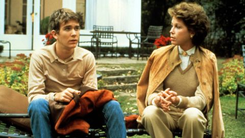"""Moore acts with Timothy Hutton in 1980's """"Ordinary People."""" For her role in the film, she was nominated for a best actress Oscar."""