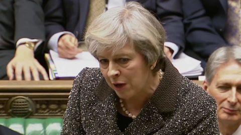 uk parliament theresa may donald trump meeting mann bts_00004917.jpg
