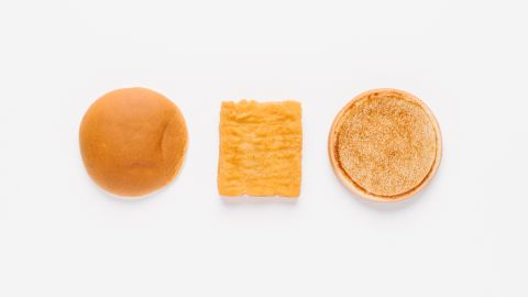 Removing the tartar sauce and cheese from the Filet-o-fish sandwich lowers the sodium count to 360 milligrams, down from 570 milligrams, and makes it one of the lowest-sodium sandwiches on McDonald's menu.