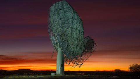 """African countries are developing groundbreaking technology for space exploration. Look no further than the Square Kilometer Array (SKA) in South Africa which, once completed, is set to be world's largest telescope. It will allow scientists to look many times deeper into space. <br /><br /><a href=""""http://edition.cnn.com/2017/08/10/africa/africa-space-race/index.html"""">Read more</a> about Africa's journeys into space."""