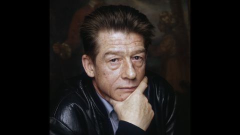 John Hurt in February 1990.