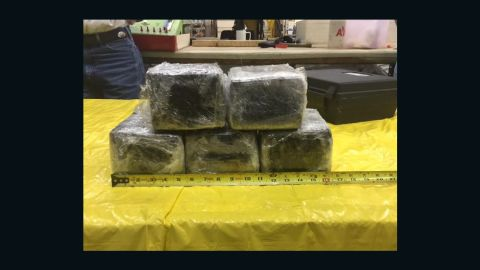 Cocaine worth an estimated $200,000 was discovered in the nose of an American Airlines plane that flew from Colombia to Oklahoma, Tulsa County Sheriff's Office said.