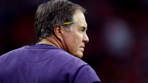 <strong>Most Super Bowl wins for a head coach:</strong> Bill Belichick has won six Super Bowls as head coach of the Patriots. Belichick also won two Super Bowls as an assistant coach with the New York Giants.
