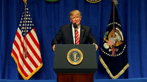 trump command center address