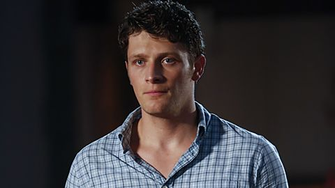 """Michael Cordero, played by Brett Dier, was killed off in season three of """"Jane the Virgin."""" The character had survived being shot in the season two finale, but succumbed to complications from that shooting."""