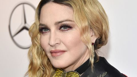 NEW YORK, NY - DECEMBER 09:  Madonna attends the Billboard Women in Music 2016 event on December 9, 2016 in New York City.  (Photo by Mike Coppola/Getty Images)