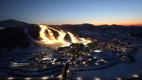 The Alpensia Resort Park will be home to the Alpensia Ski Jumping Stadium, Alpensia Biathlon Centre, Alpensia Nordic Centre and Alpensia Sliding Centre.