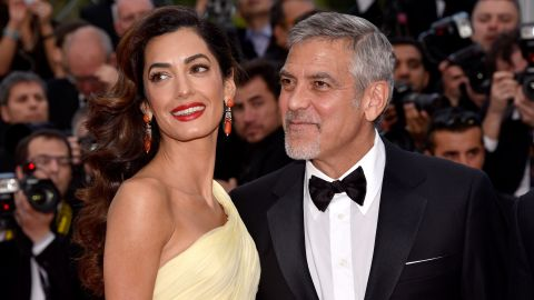 At 56, George Clooney became a father to twins. He and Amal Clooney welcomed Ella and Alexander Clooney in June.