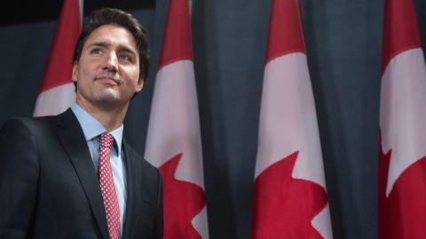 Canadian PM Justin Trudeau endorsed marijuana legalization during his campaign.