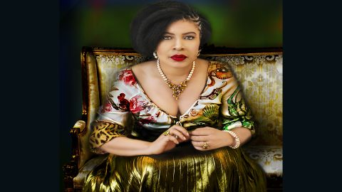 Port-Harcourt born Monalisa Chinda has starred in over 150 movies since her first major film in 1996.