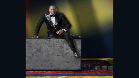 Lagos -born actor Desmond Elliot has been in more than 200 movies.