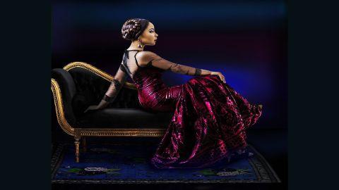 Actor Linda Ihuoma Ejiofor.