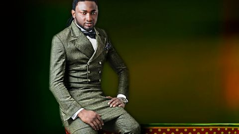 Actor Uti Nwachukwu.