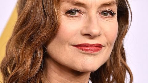 """Isabelle Huppert is nominated for best performance by an actress in a leading role in """"Elle."""""""