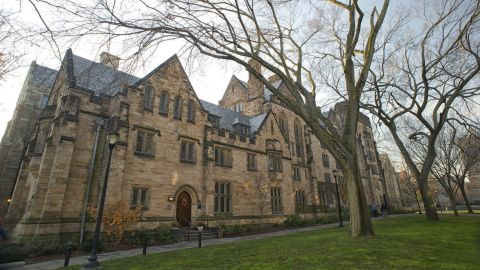 Calhoun College, built in 1933, was named for Yale alumnus John Calhoun, who promoted slavery.
