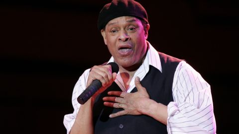 """<a href=""""http://www.cnn.com/2017/02/12/entertainment/al-jarreau-dead/index.html"""" target=""""_blank"""">Al Jarreau</a>, the jazz-pop musician best known for the hits """"Breakin' Away,"""" """"We're in This Love Together"""" and the theme song to the popular 1980's TV show, """"Moonlighting,"""" died February 12, according to posts on his verified social-media accounts. He was 76."""