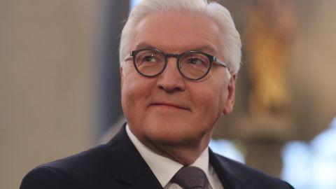 Frank-Walter Steinmeier has been elected Germany's next president.