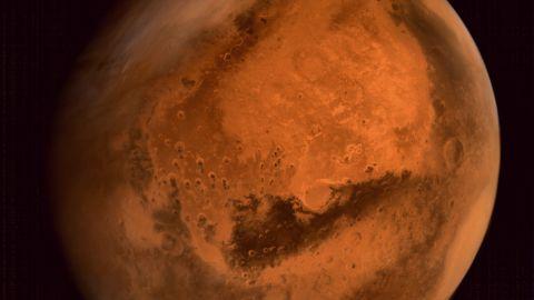Regional dust storm activities over Northern Hemisphere of Mars.