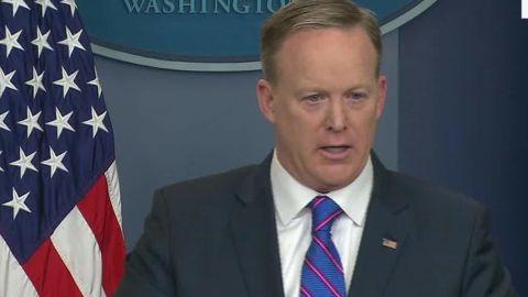 White House briefing Mar a Lago Korea talks answer_00010402.jpg