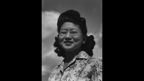 Miss Michiko Sugawara, stenographer