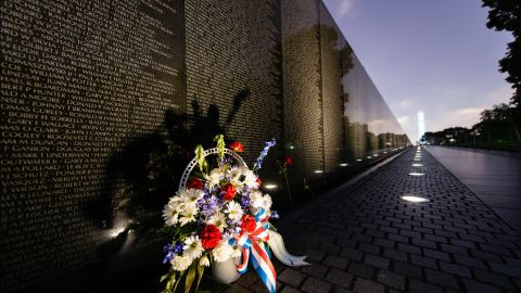 <strong>10. Vietnam Veterans Memorial, Washington, D.C.: </strong> Designed by Maya Lin, the memorial lists the names of over 58,000 servicemen and women who lost their lives in the Vietnam War. Their names are listed chronologically by date of casualty.