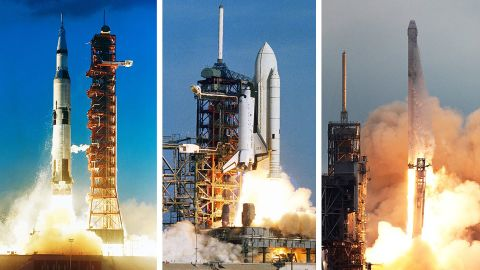 The SpaceX launch of a Falcon 9 rocket marks another milestone for Kennedy Space Center's Launch Complex 39-A.