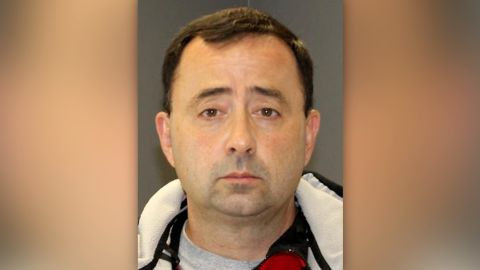 Nassar faced accusations of sexual misconduct in his role as the USA Gymnastics doctor.