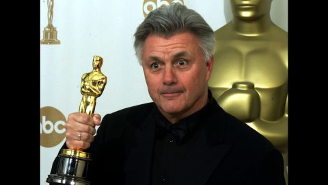 """""""...I want to thank the Academy for this honor to a film on the abortion subject and Miramax for having the courage to make this movie in the first place....and everyone at Planned Parenthood and the National Abortion Rights League."""" -- John Irving, accepting the best adapted screenplay award for his work on """"The Cider House Rules"""" at the 72nd Academy Awards on March 26, 2000 at the Shrine Auditorium & Expo Center"""