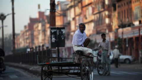 """Jaipur is known as the """"Pink City"""" because its prominent buildings are washed in hue of pink."""