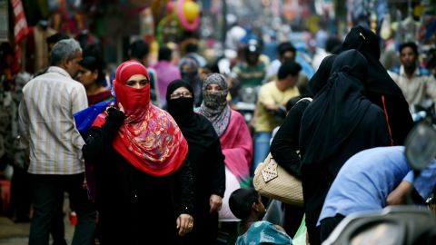 India is home to the world's second-largest Muslim population.