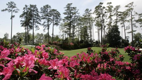 """Even if the azaleas have gone beyond by the time the Masters starts, the course will still be in immaculate condition. English golfer Ian Poulter once said of Augusta: """"It's like being in the most perfect picture that has ever been painted."""""""