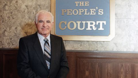 """Judge <a href=""""http://www.cnn.com/2017/02/26/us/judge-joseph-wapner-dead/index.html"""" target=""""_blank"""">Joseph Wapner</a>, from the popular reality television program """"The People's Court,"""" died February 26, according to his son Judge Fred Wapner. He was 97."""