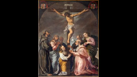 """Over the years, countless <a href=""""http://www.cnn.com/2015/03/23/living/jesus-true-cross/"""">supposed fragments of the cross on which Jesus was crucified </a>have turned up. Historians say the spread of these relics can be traced to Saint Helena, the mother of Emperor Constantine, the first Roman emperor to convert to Christianity. Helena traveled to Jerusalem and while there, excavators working for her discovered three crosses buried beneath a temple. It's claimed that, through a miraculous revelation, Helena was able to discern which of the crosses was the """"true cross.""""  She left one piece of it in Jerusalem and took the rest to Europe."""