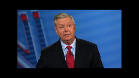 Sen. Graham on Russian interference