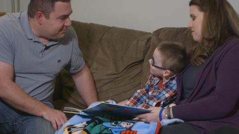 Bennett is now 3 years old and has cerebral palsy and cancer. He also had liver cancer, a complication of his treatment in the neonatal intensive care unit. His parents would like to have another child but worry about Pellegrino's health and the possibility of another child with special needs.