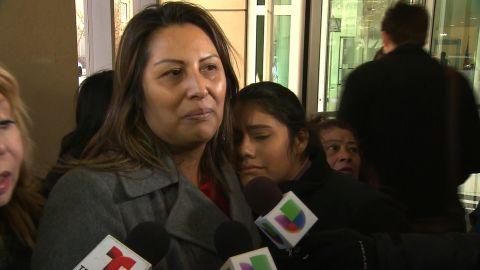Rosa follows an undocumented immigrant who went to her first routine ICE check in since Trump became president.