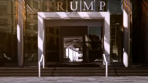 President Trump's new Tower opened in Vancouver