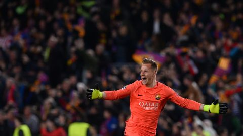 Four goals down from the first leg, Barcelona required nothing short of a sporting miracle to have any chance of coming back.