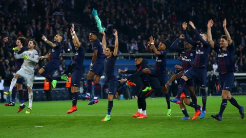French club Paris Saint-Germain is owned by Qatar Sports Investments.