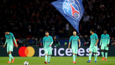 Unai Emery's PSG had been utterly dominant at the Parc des Princes just three weeks ago -- appearing to end this Champions League last 16 tie as a contest.