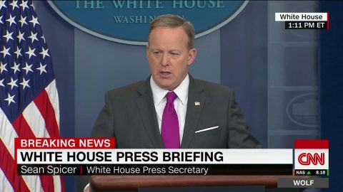 White house press briefing spicer CIA systems Assange wolf_00000724.jpg