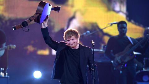 """Singer Ed Sheeran<a href=""""http://www.dailymail.co.uk/tvshowbiz/article-4999124/Ed-Sheeran-drank-pain-broke-arm.html"""" target=""""_blank"""" target=""""_blank""""> told talk show host Jonathan Ross </a>that he took a year off from the music industry after he """"started slipping"""" into the pitfalls of fame, mainly substance abuse."""