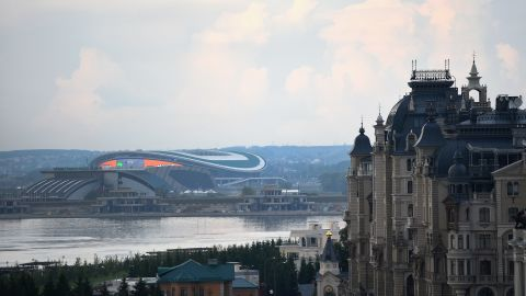 """<strong>Kazan Arena World Cup schedule: </strong>Group stage, last 16, quarterfinals<br /><strong>Legacy:</strong> Opened in 2013, it will continue to be home to Rubin Kazan, Russian Premier League champions in 2008 and 2009. <a href=""""http://edition.cnn.com/sport"""">Visit CNN.com/sport for more news and features</a>"""